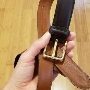 Coach Accessories - Gorgeous Coach Calfskin Belt